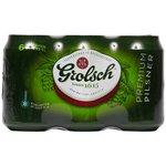 Grolsch Bier 6x33cl blik