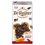 De Ruijter Chocolade vlokken puur