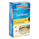 Sardines in    zonnebloem