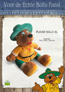 Bollo XL knuffel
